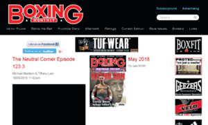 Boxing-monthly.co.uk thumbnail
