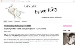 Bravefairy.blogspot.co.at thumbnail