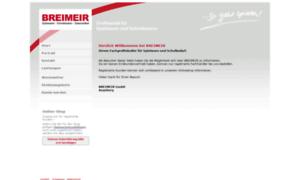 Breimeir.de thumbnail