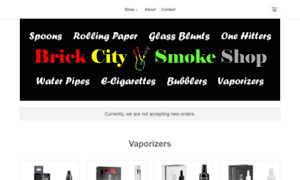 Brickcitysmokeshop.net thumbnail
