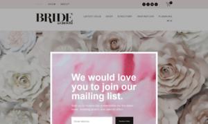 Brideandgroom.co.nz thumbnail
