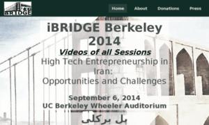 Bridge2014.org thumbnail