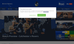 Bristolrovers.co.uk thumbnail