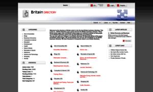 Britaindirectory.biz thumbnail