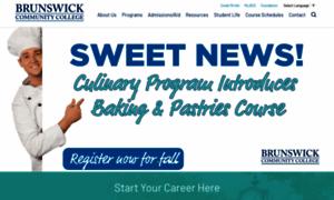 Brunswickcc.edu thumbnail