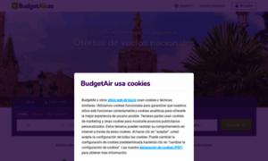 Budgetair.es thumbnail