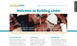 Buildinglinks.ca thumbnail