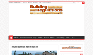 Buildingregulations.co.za thumbnail