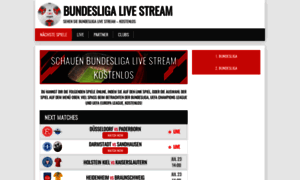 bundesliga live streams net