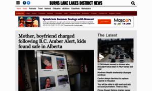 Burnslakelakesdistrictnews.com thumbnail