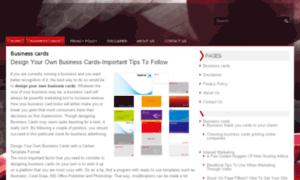 Business-cards-online.net thumbnail