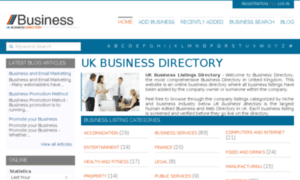 Business-listing.co.uk thumbnail