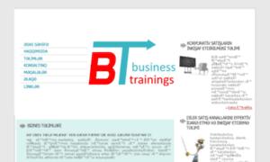 Businesstrainings.az thumbnail