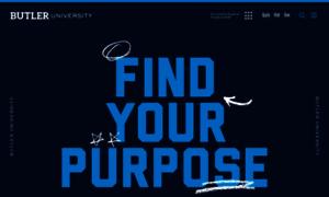 Butler.edu thumbnail
