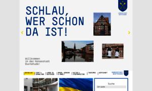 Buxtehude.de thumbnail