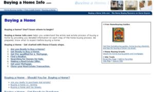 Buying-a-home-info.com thumbnail