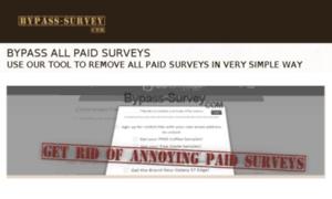 Bypass-survey.com thumbnail