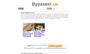 Bypasser.us thumbnail