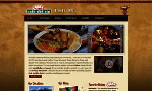 Cafedelrio.net thumbnail