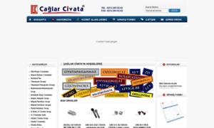 Caglarcivata.com.tr thumbnail