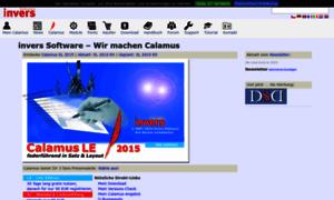 Calamus.net thumbnail