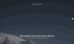 Calciovelina.space thumbnail