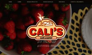 Calis.com.br thumbnail