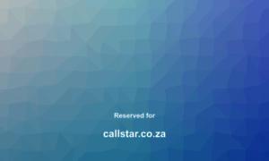 Callstar.co.za thumbnail