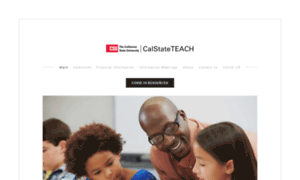 Calstateteach.net thumbnail