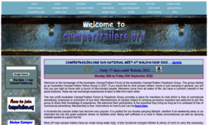 Campertrailers.org thumbnail