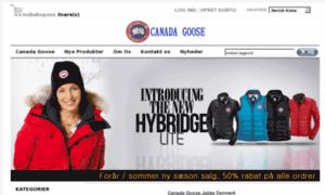 Canadagoosejakke1.com thumbnail