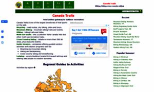Canadatrails.ca thumbnail