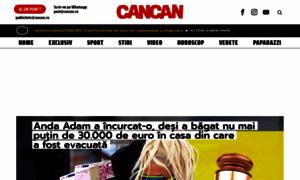 cancan.ro - Cancan.ro - Stiri despre vedete, imagini de paparazzi si informatii exclusive din lumea mondena!