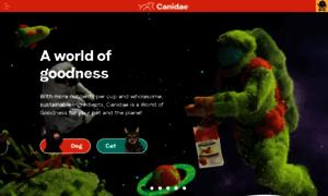 Canidae.com thumbnail