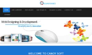 Canoysoft.in thumbnail