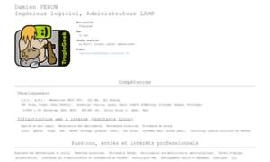 Capillotracteur.fr thumbnail