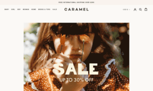 Caramel-shop.co.uk thumbnail