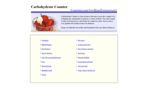 Carbohydrate-counter.org thumbnail