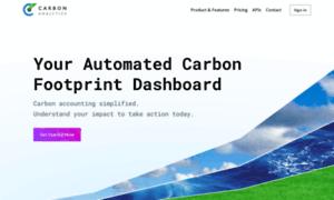 Carbonanalytics.co thumbnail