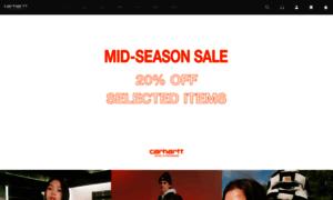 Carhartt-wip.co.kr thumbnail