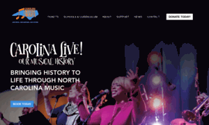 Carolinamusicways.org thumbnail