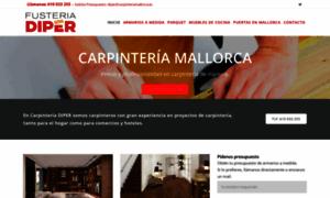 Carpinteriamallorca.es thumbnail