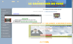 Carrefourduturf.fr.nf thumbnail