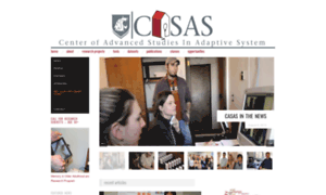 Casas.wsu.edu thumbnail