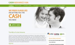 Cashadvanceusa.net thumbnail