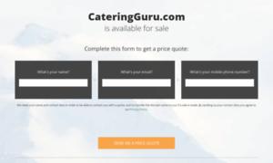 Cateringguru.com thumbnail