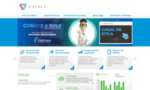 Cavali.com.pe thumbnail