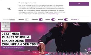 Cbs-edu.de thumbnail