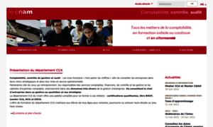 Cca-ms.cnam.fr thumbnail