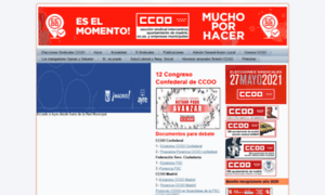 Ccooaytomadrid.es thumbnail